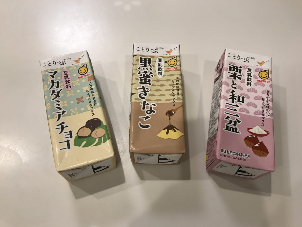 豆乳 ことりっぷ marusan
