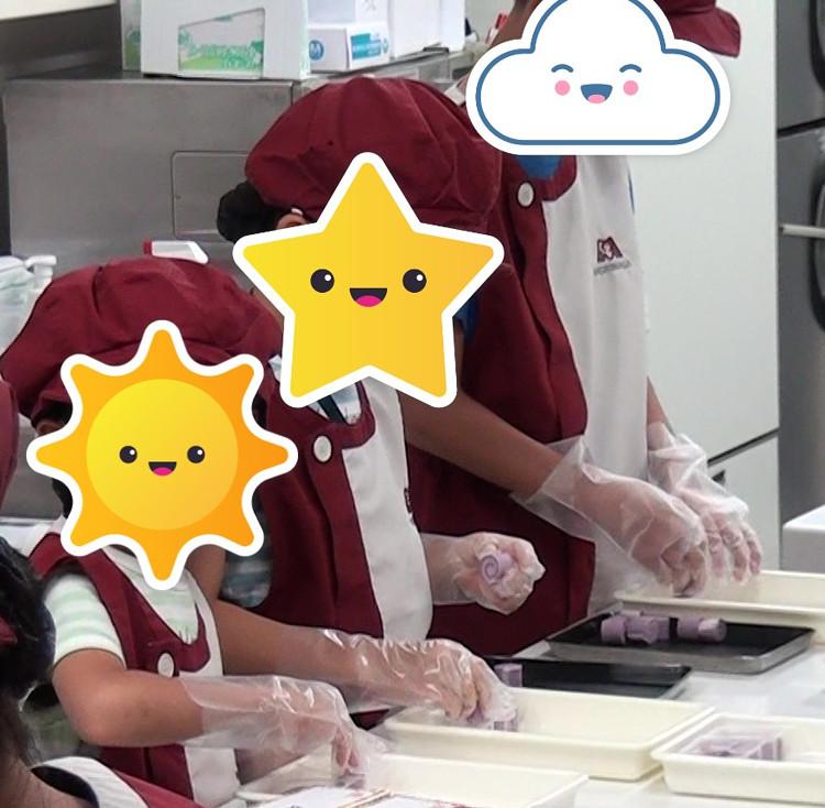 キッザニア東京 お菓子工場 ハイチュウ